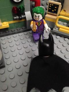 Batman Year One: Part 9