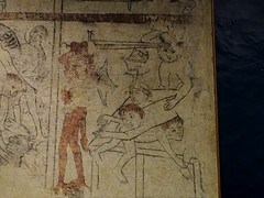 "Punishment of Pride and Wrath; fragment of ""The Seven Deadly Sins"" (ca. 1460) (Nemoleon) Tags: nationalmuseumofdenmark june 2018 dsc01023 sevendeadlysins pride anger"