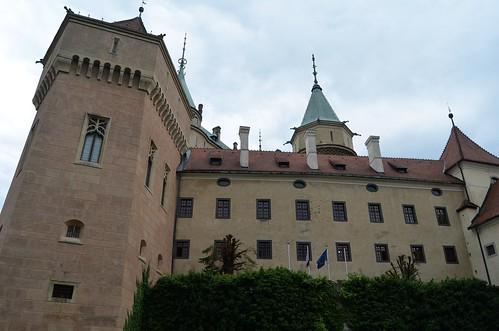 The castle of Bojnice VI