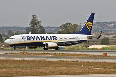 EI-FZL Boeing 737-800 Ryanair AGP 30-06-18 (PlanecrazyUK) Tags: lemg malaga–costadelsolairport malaga costadelsol eifzl boeing737800 ryanair agp 300618