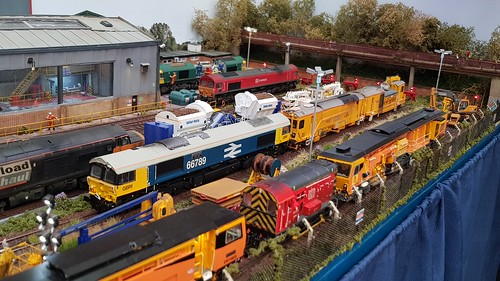 Stowmarket model rail exhibition