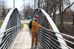 The Falls (interrailing) Tags: river railroad bridge cuyahogafalls