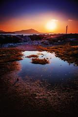 The Sunset (FedeSK8) Tags: campaniafelix campiflegrei fedesk8 federicoscotto federicoscottophotography fujifilmxm1 italia fedescotto montediprocida campania italy it ischia