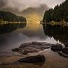 End of summer 2017 (catohansen) Tags: autumn ballstad colors kyllingdalen landscape landskap lofoten reflection