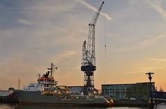 Union Sovereign (Hugo Sluimer) Tags: portofrotterdam port haven nlrtm zuidholland nederland holland onzehaven
