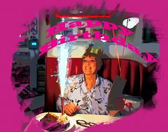 Happy Birthday Mum (ec1jack) Tags: ec1jack kierankelly canoneos600d birthday april spring diner london england britain uk europe bigmosdiner whitechaple party celebration eating