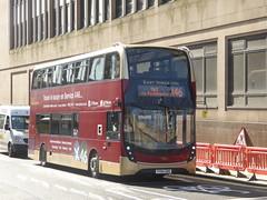 East Yorkshire 795 YY64 GWX on X46, Rougier St, York (sambuses) Tags: eastyorkshire 795 yy64gwx x46