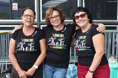 Komidi 2018 : Gaby, Guillemette & Marianne (philippeguillot21) Tags: festival komidi theatre réunion saintemarie gillot aéroport rolandgarros france outremer indianocean pixelistes canon