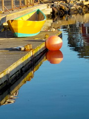 Reflections III (desert11sailor) Tags: gloucester massachusetts harbor morning seaport ocean