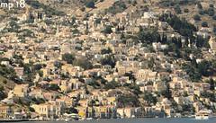 Symi (Insempià) Tags: symi island isola grecia greece hellas hellada sea mare colori case home homes colors geometry geometria
