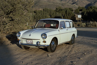 The Squareback Goes to Summit Valley