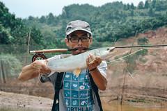 DSC_0239 (photogonia) Tags: ningyu catch caught yellowcheek carp 鳡鱼 fishing flyfishing tip bait cina hunan huaihua simms freshwater xiangxi lake