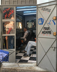 Coiffur Tanger (jfgornet) Tags: 6054 tanger tangertétouanalhoceïma maroc ma