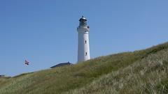 Hirtshals Fyr Lighthouse Leuchtturm (achatphoenix) Tags: hirtshals dänemark danmark denmark juli vendsyssel leuchtturm lighthouse fyr phare