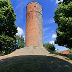 Burg Eisenhardt - Bergfried (Butterturm) thumbnail