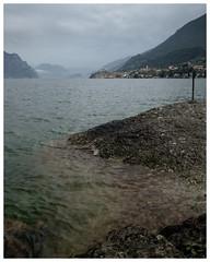 Malcesine, Lake Garda(9) (S.R.Murphy) Tags: italy june2018 lakegarda malcesine landscape seascape 4x5 composition water lake cloud weather mountain mountainrange mountains fujifilmxt2 fujifilmxf1855mm lightroomcc stuartmurphy veneto sea bay rock sky travelphotography