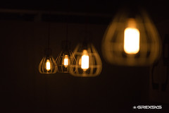 Lights (grexsysllc) Tags: depthoffield nikon nikonphotography lights abstract photography austin texas industrial think
