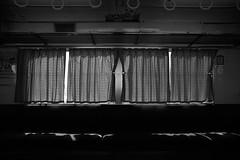 20180715 Meitetsu 2 (BONGURI) Tags: 西尾市 愛知県 日本 jp curtain bw monochrome blackandwhite カーテン 日差し 影 モノクロ 白黒 モノクローム kamiyokosukastation kamiyokosuka 上横須賀駅 上横須賀 nagoyarailroad nagoyarailroadcoltd nishioline meitetsu train railroad 名古屋鉄道 名古屋鉄道株式会社 名鉄西尾線 西尾線 名鉄 鉄道 nishio 西尾 aichi 愛知 nikon df cosina cosinavoigtländercolorskopar20mmf35sl2naspherical