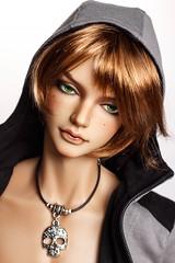 Sexy boy (*Ryuugan*) Tags: iplehouse giorgio bjd doll abjd monique wig