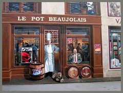 Paul Bocuse (busylvie) Tags: sreetart murspeints fresque extérieurdevanturerestaurantbouchon paul bocuse lyon croixrousse