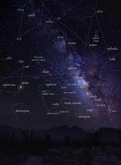 Mars Ascending (jdnelms62) Tags: bigbend texas nightphotography desert astrophotography stars planets galaxy mars