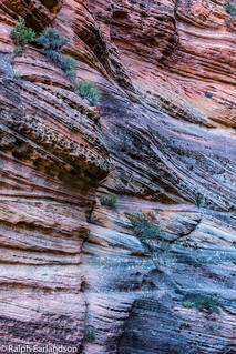Sandstone Comes in Many Colors
