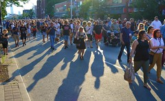 Thousands Attend Vigil To Remember Victims Of Danforth Mass Shooting .... Toronto, Ontario (Greg's Southern Ontario (catching Up Slowly)) Tags: danforthvigil danforthavenue thedanforth danforthmassshooting torontoist torontogreektown danforthstrong