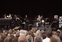 Van Morrison in Göteborg, Sweden, 2018 (hherskind) Tags: sweden 2018 vanmorrison park trees rock concert göteborg