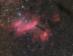 IC4628 - Prawn Nebula (Delberson Tiago) Tags: dso deepsky astronomy astrophoto astrophotography qhy optolong orion nature universe cosmos universo nebula astrometrydotnet:id=nova2678674 astrometrydotnet:status=solved