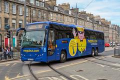54119 SP62CFM Stagecoach Perth (busmanscotland) Tags: 54119 sp62cfm stagecoach perth sp62 cfm volvo b13rt plaxton panther megabus megabuscom scottish citylink