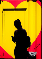 IN MY HEART (jason Buckley.) Tags: streetphotography street shadows silhouette sunset subway sun heart southbank abstract architecture art exposure sky photography photo people photoshop urban underground london glass lightroom love light lens darkness doorway modern 5dmarkii 77mm blackandwhite bw building black lights lee