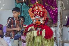 Theyyam Vishnu Moorthy India (Anoop Negi) Tags: theyyam god hindu india kerala religion performane ethnography anoop negi photo photography