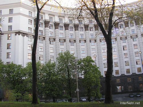 Київ, Будинок уряду, 2005 рік  InterNetri.Net  Ukraine325
