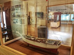 Day 1 - Green Park Ship Building Museum (Bobcatnorth) Tags: princeedwardisland canada summer 2018 pei cycling bicycle touring bicycletouring camping sightseeing