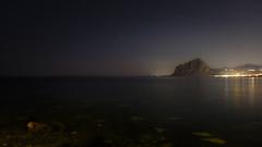 monte Cofano - Trapani - Italy (I. Bellomo) Tags: montecofano night star sicily trapani bonagia fujifilm sea mare sky notte cofano cornino custonaci marmo marble sanvitolocapo palermo italy