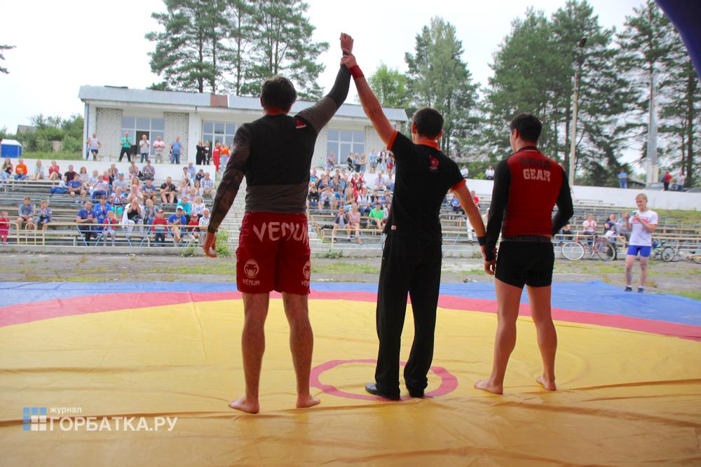 Соревнования по греко-римской борьбе и грэпплингу
