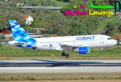 "5B-DCU CobaltAirbus A319 • <a style=""font-size:0.8em;"" href=""http://www.flickr.com/photos/146444282@N02/42911903934/"" target=""_blank"">View on Flickr</a>"