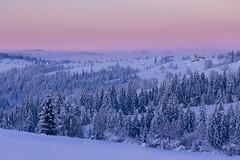 20171230-Canon EOS 6D-5119 (Bartek Rozanski) Tags: bukowinatatrzanska poland malopolskie podhale winter polska valley sunrise dusk snow pristine hill village rural