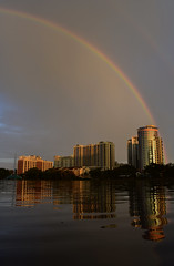 At The End of The Rainbow (Comiccreator24) Tags: florida floridaphotographer centralflorida centralfloridaphotographer floridausa orangecountyfl orlando orlandofl orangecounty orlandoflorida orange county june june2018 2018 youngphotographer goldenhour magichour eveningmagichour eveninggoldenhour evening nikonography nikon nikonphotographer nikond3400 nikondslr nikond3400photographer 1855mm dslr d3400 digitalphotography d3400photographer digital downtownorlando downtownorlandofl downtown orangecountyflorida lakeeola rainbow vertical verticallandscape verticalphoto verticalcity city cityscape urban unitedstates unitedstatesofamerica usa urbanography urbanamerica urbanphotography editedphoto manipulatedphoto