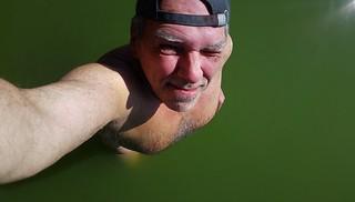 summer 18 - blue-green algae