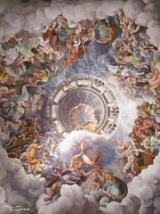 Camera dei Giganti (Claude M.D.) Tags: mantova mantua italy italia italie giant fresco affresco art arte ceiling painting paint wonderful magic beauty beau bello bellezza