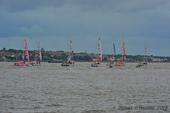 Vessels on the River Mersey (James O'Hanlon) Tags: clipperrace clipper race round world yacht roundtheworldyachtrace 2018 river mersey rivermersey liverpool uk canning dock albert royal albertdock canningdock sailing sail presentation confetti fireworks garmin daretolead dare lead great britain greatbritain hotelplannercom hotel planner liverpool2018 nasdaq psp logistics psplogistics qingdao sanyaserenitycoast sanya serenity coast unicef visitseattle visit seattle yachts vessel