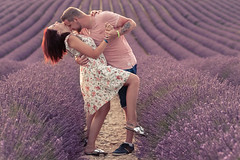 _DSC7854 (quentinfrans) Tags: d750 tamron 70200 france valensole angelvin provence lavande girl women femme man homme duo couple