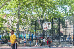 1358_0223FL (davidben33) Tags: brooklyn ny crown height summer 2018 park sport basketball people children 718 plaj joi trees bushes sporting field