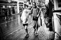 Images in the rain... (Sean Bodin images) Tags: rain streetphotography streetlife seanbodin strøget streetportrait reportage fujifilm people photojournalism photography copenhagen citylife candid city citypeople children voreskbh visitcopenhagen visitdenmark visualculture visuelkultur metropolight mitkbh vejret