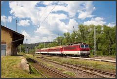 361 005 ZSSK (Schnitzel_bank) Tags: žilinskýkraj slowakei kráľovalehota slovakia rail railroadphotography vlak spoorwegen railroad railway treno trein поезд skoda canon eos60d 361 es4991 zssk sonne sun wolken himmel cloud sky