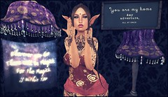 ☽O☾Syndi☽O☾ (bexhaven) Tags: body furniture hair jewelry nails outfit piercings scenery tattoo uncategorizedtags69l allatonce applier august bindi cc candlecauldren elf foxy lamps leven lucrecias magick maitreya nailcolor noctis nosestud ntalia photo plum redgirl septum spaceoddities summer syndicate tapestry tlb whip