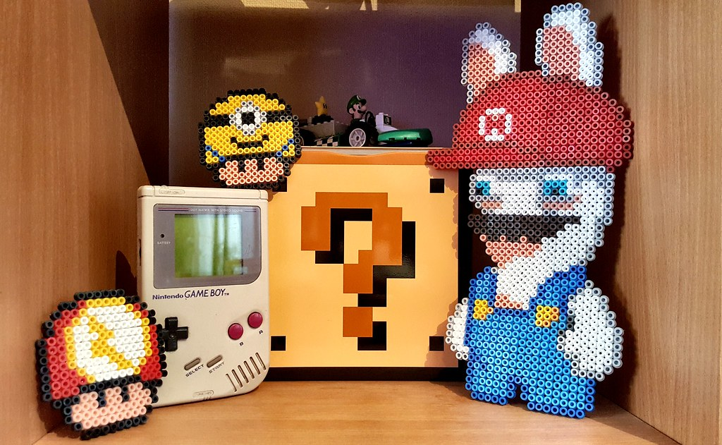 The Worlds Best Photos Of Hamabeads And Perler Flickr