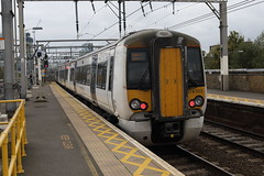 379003 (Rob390029) Tags: 379003 abelio greater anglia emu electric multiple unit train track tracks rail rails travel travelling transport transportation transit public bethnal green railway station bet london geml great eastern mainline