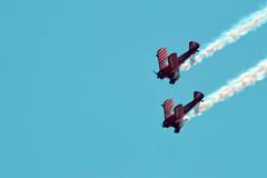 DSC_0644_001 (Gobbledeek) Tags: wales national airshow 2018 air show walesnationalairshow aerosuperbatics wing walkers aerosuperbaticswingwalkers wingwalkers